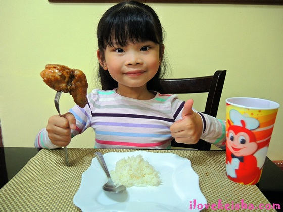 Jollibee Glazed Chickenjoy Review