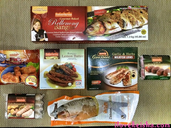 Fisher Farms Products
