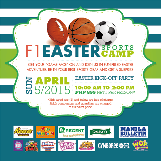 f1 hotel easter activity
