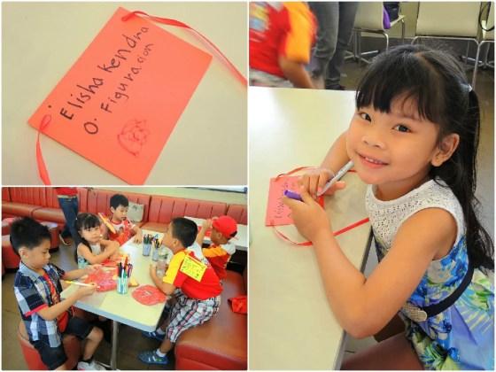 JKC Talent Camp Name Tag Making