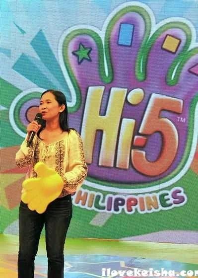 Jane Basas, Media 5 Corporation president Hi-5 Philippines