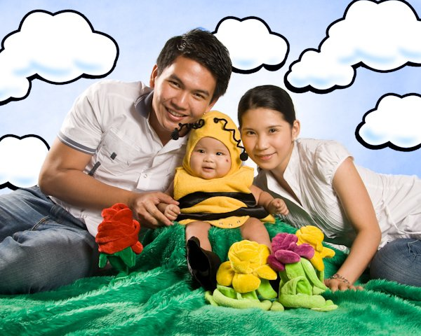 Figuracion Family portrait