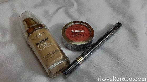 loreal miss manga event loot
