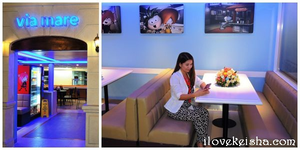KidZania Manila Restaurants Via Mare
