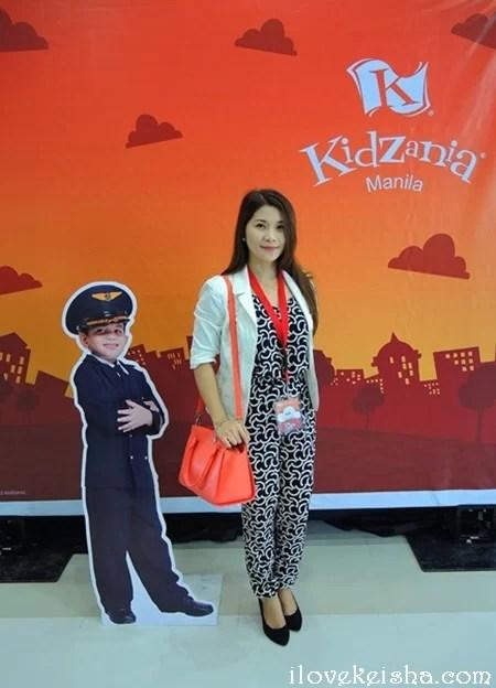 KidZania Manila Opening