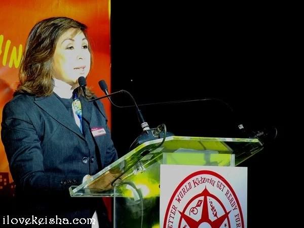 KidZania Philippines State Governor, Ms. Maricel Arenas