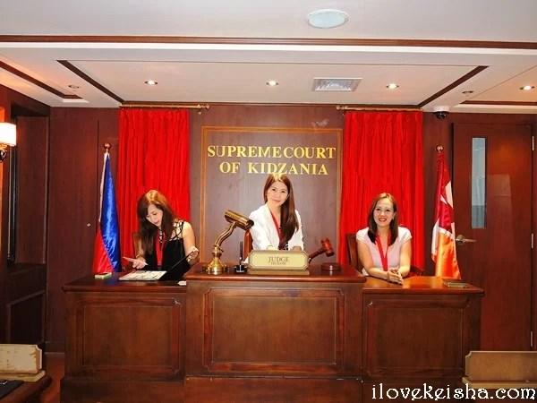 KidZania Manila Supreme Court