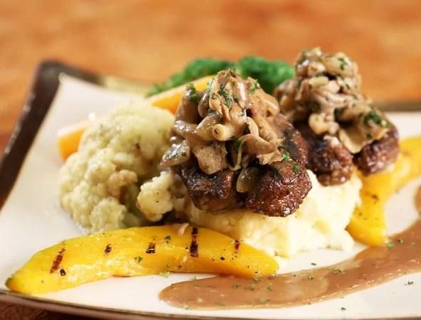 ERH Executive Meal - Grilled Beef Tenderloin