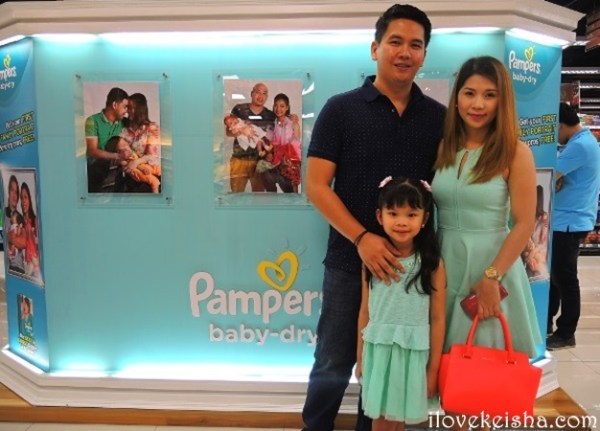 Firsts With Pampers by Team Figuracion