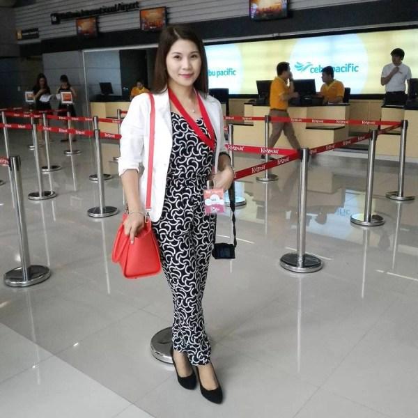 Kaye at KidZania Manila