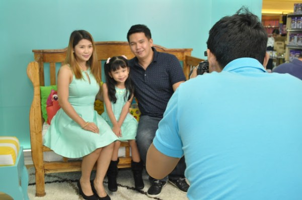 Pampers Photo Shoot