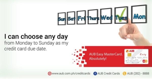 AUB Easy MasterCard_Banner Ad 3