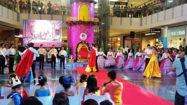 SM City Masinag Christmas 1