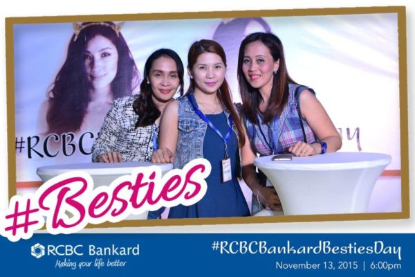 Besties Day with RCBC Kaye Jen Jenny