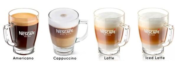 Nescafe Red Mug Coffee