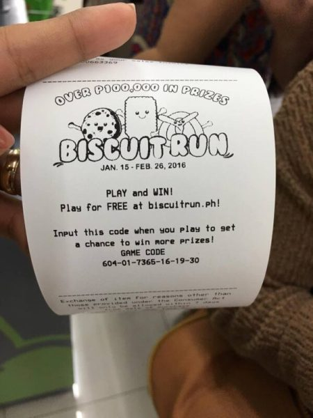 Biscuit Run 2
