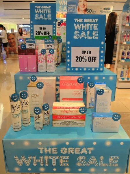 Watsons Great White Sale 10