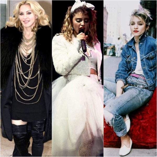 Madonna Outfits