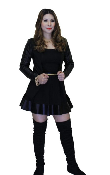 Madonna Inspired Outfit