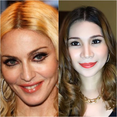 Madonna Inspired Make-up
