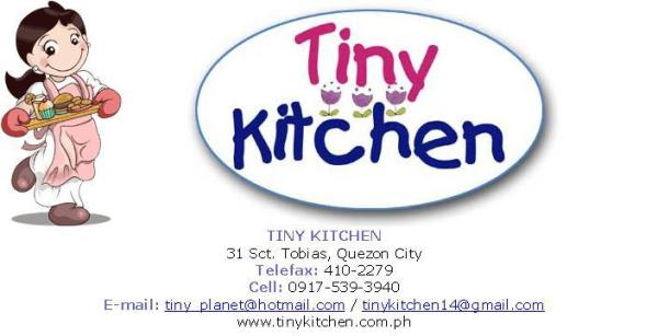 5. Tiny Kitchen