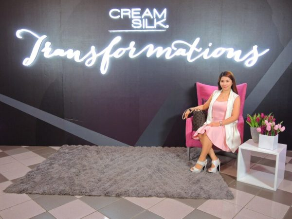 Cream Silk Transformations Event 20