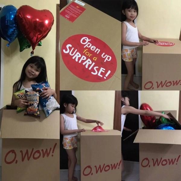 Oishi O Wow I Love Keisha