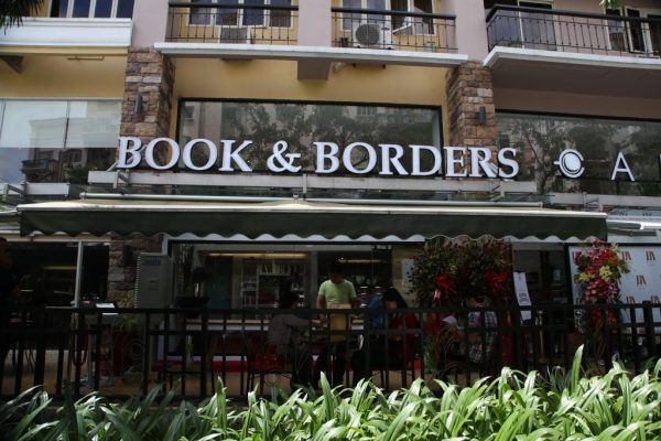 Book & Borders Cafe BGC