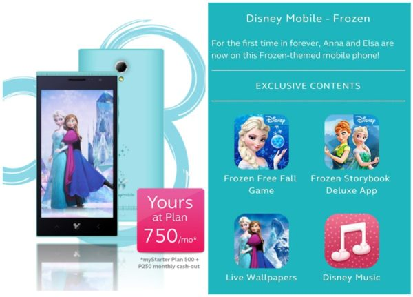 A Disney Mobile Frozen