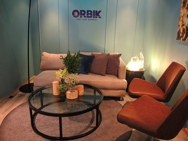 Orbik The Light Experts Living Room