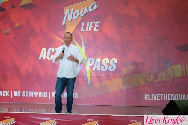 Nova Life Active Pass Program