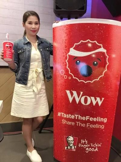 KFC x Coca-Cola EmotiCups