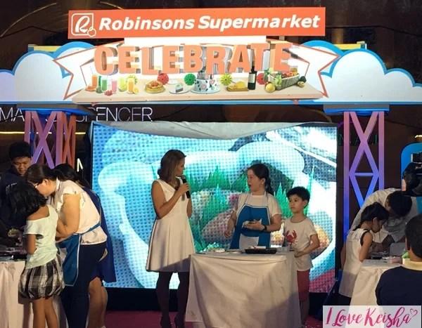 Robinsons Supermarket Celebrate Launch