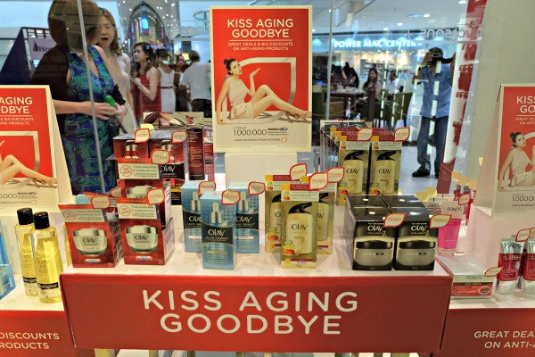 Watsons Kiss Aging Goodbye Event 2