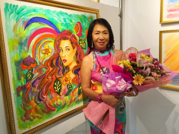 Ginny BOHO in SOLO Art Exhibit