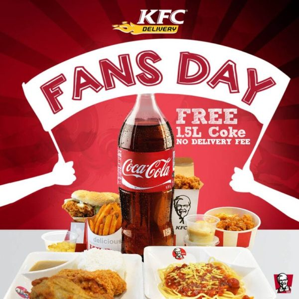 kfc-delivery-fans-day