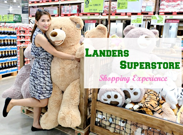 My Grocery Shopping Experience at Landers Superstore
