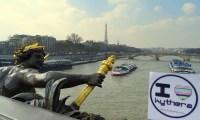 BRIDGE OF ALEXANDER III PARIS FRANCE