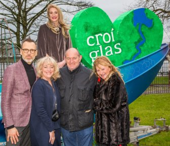 Croí Glas launch
