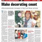 Limerick Chronicle Column Tuesday December 5 pg 30 I Love Limerick