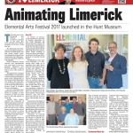 Limerick Chronicle Column Tuesday September 5 pg 44 I Love Limerick