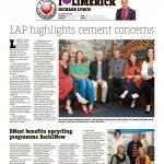 I Love Limerick Leader Column 8 August 2018 Pg1