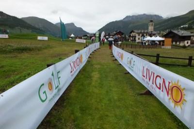 inaugurazione a livigno golf training area1