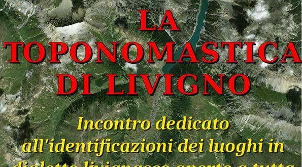 La Toponomastica di Livigno