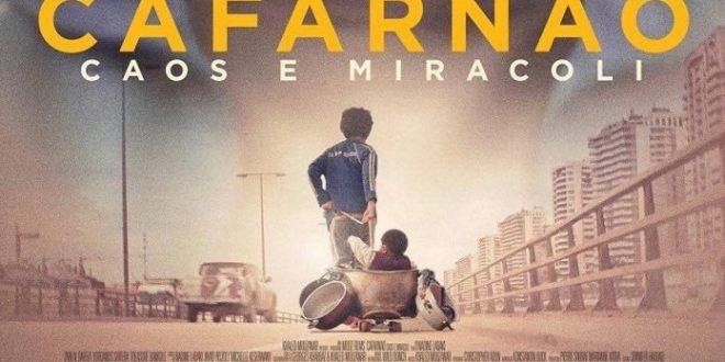 Stasera Cineforum al Cinelux: Cafarnao, Caos e Miracoli