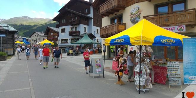 Zona Ztl temporanea in Via Rin e Saroch ad agosto