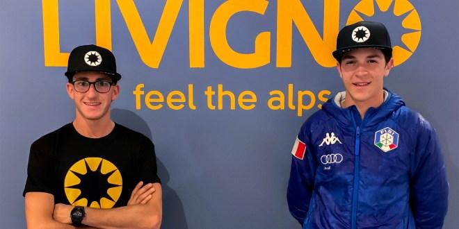Due nuovi innesti per il Livigno Team. Nicolò Cusini e Giacomo Bormolini in famiglia