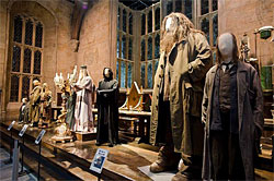 Harry Potter  The Making of Harry Potter  ticket with