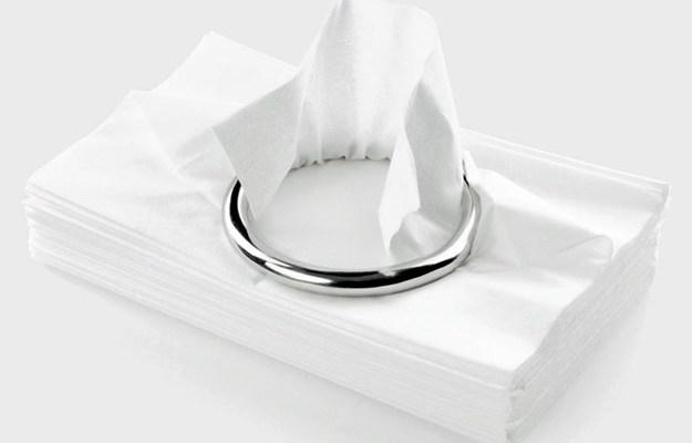 Design Ideas Toro Tissue Ring