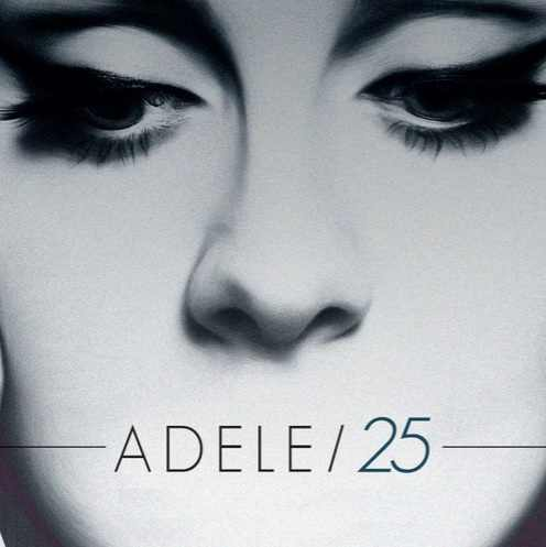 "Adele's album, ""25"""